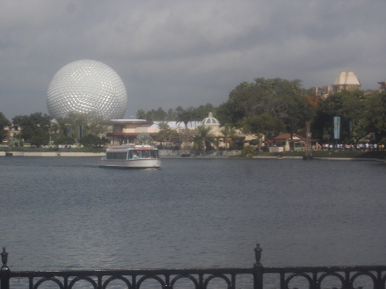Epcot – the finish is in sight!